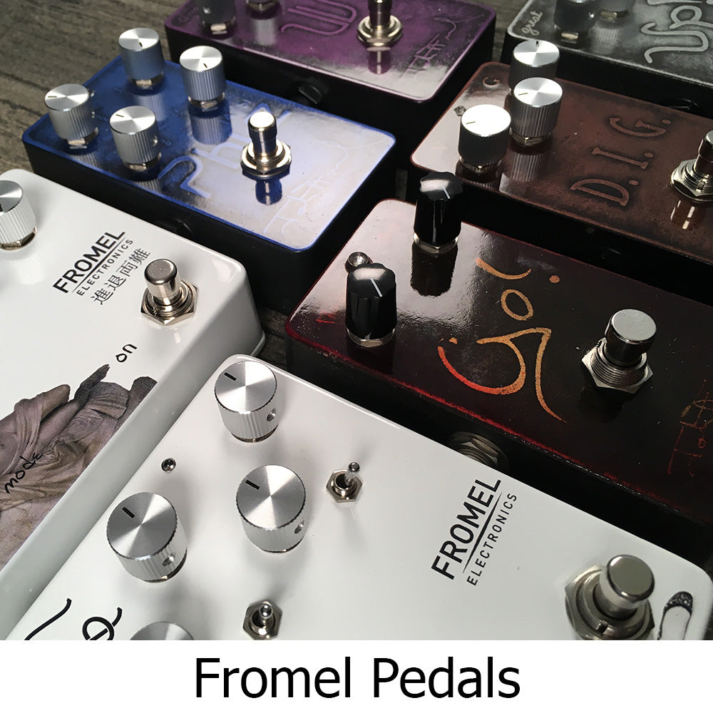 Fromel Pedals