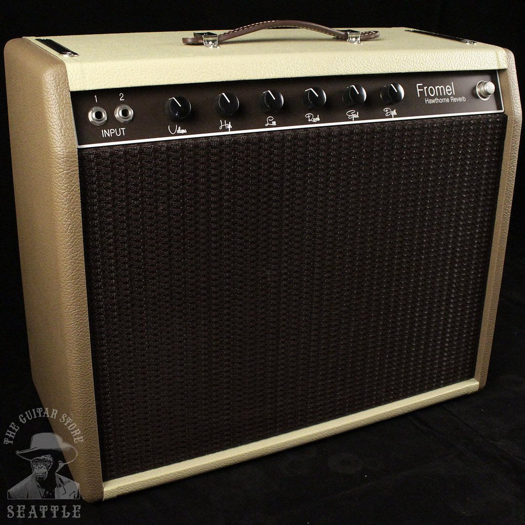 Fromel Hawthorne Reverb in Two Tone Tan