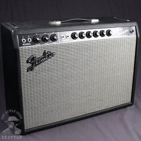 Fromel Deluxe Reverb Reissue Amplifier Conversion