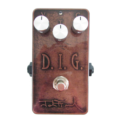 DIG Overdrive Pedal