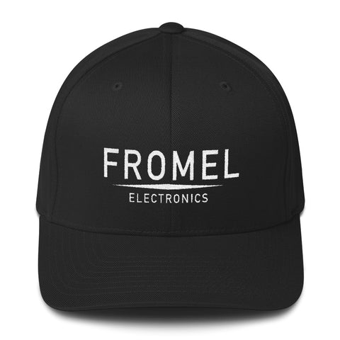 Fromel Electronics twill structured hat