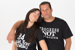T-Shirts for men and women in recovery