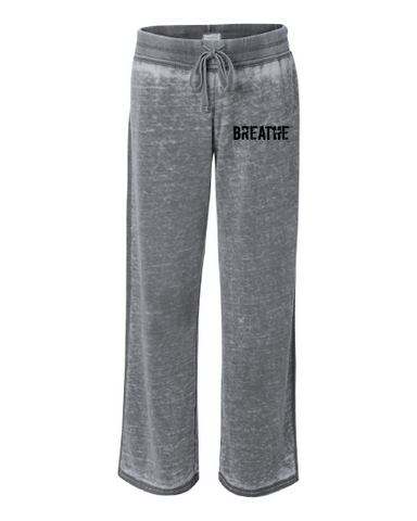BREATHE Vintage Sweatpant / Dark Smoke | Be Inspired
