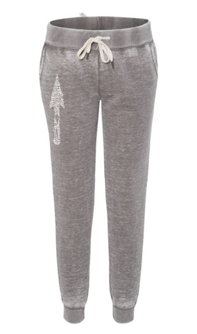 BRAVE ARROW Jogger Pant  | Inspirational Fashion