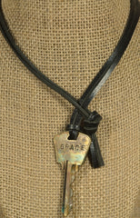 Key to Inspiration Necklace