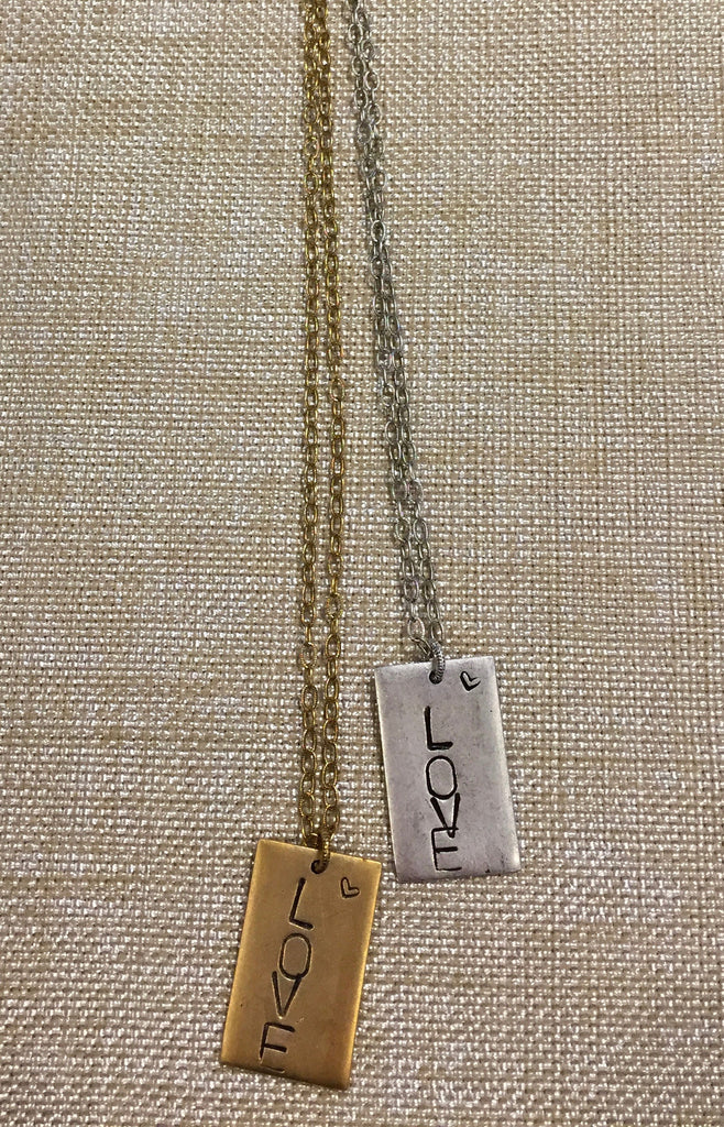 "16"" TAG Necklace 