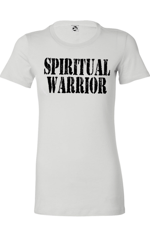 SPIRITUAL WARRIOR Women's Classic Tee | Inspirational Fashion