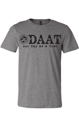 ODAAT Unisex One Day at a Time Classic | Recovery T-shirt-gray