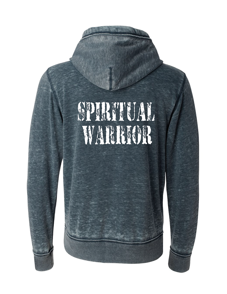 SPIRITUAL WARRIOR Pullover Vintage Sweatshirt | Be Inspired