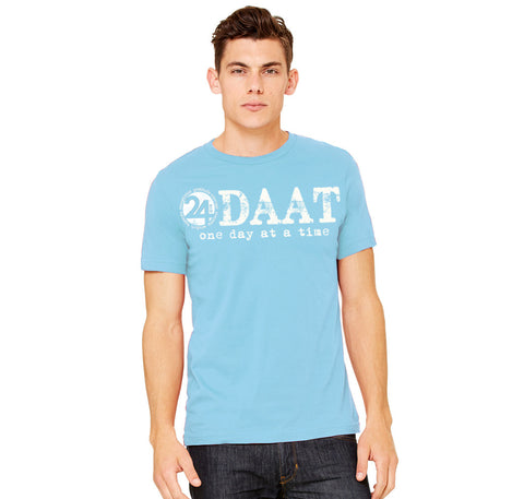 ODAAT One Day at a Time Classic | Recovery T-shirt ocean blue