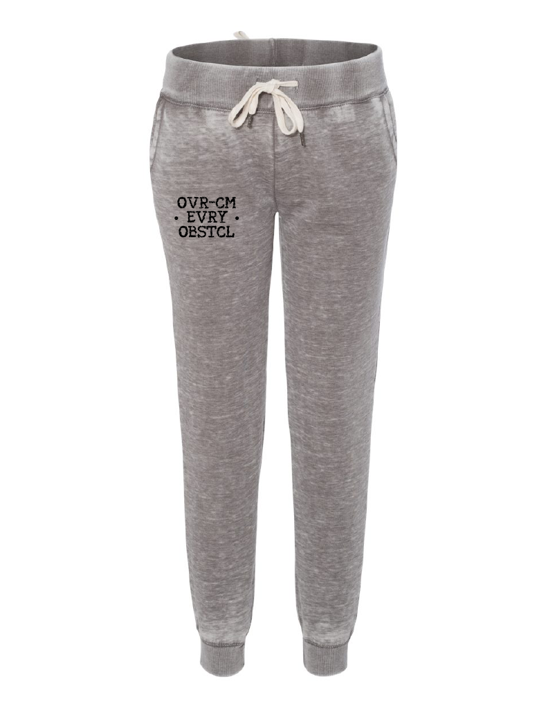 OVR-CM EVRY OBSTCL Jogger Pant  | Inspirational Fashion