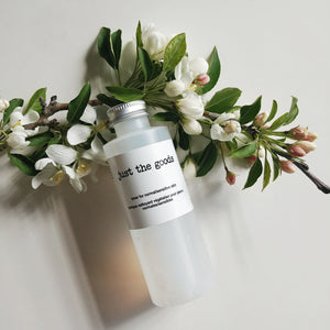 Just the Goods vegan facial toner for normal/sensitive skin