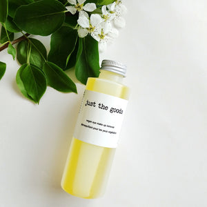 Just the Goods vegan eye makeup remover