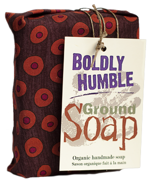 Ground Soap - Boldly Humble