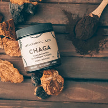 Load image into Gallery viewer, Chaga Concentrated Mushroom Powder by Harmonic Arts