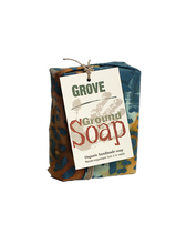 Load image into Gallery viewer, Ground Soap - Grove - just the goods handmade vegan crueltyfree nontoxic skincare