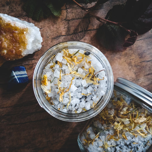 Just the Goods Autumn Equinox / Mabon bath salts 2020