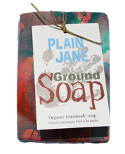 Load image into Gallery viewer, Ground Soap - Plain Jane - just the goods handmade vegan crueltyfree nontoxic skincare