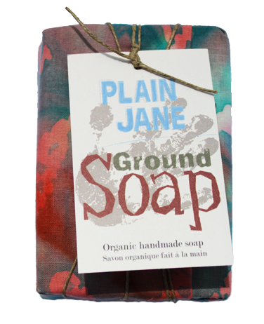 Ground Soap - Plain Jane - just the goods handmade vegan crueltyfree nontoxic skincare