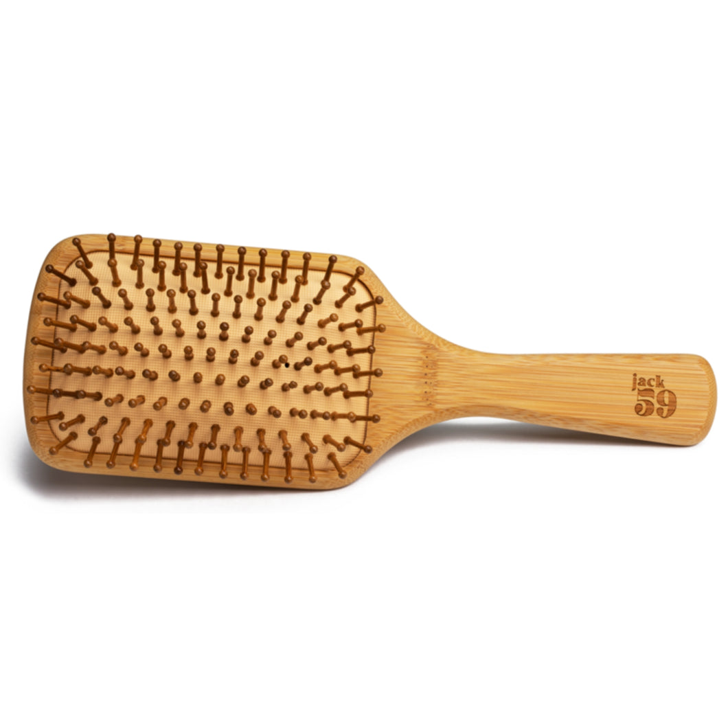 Jack59 Bamboo Hair Brush