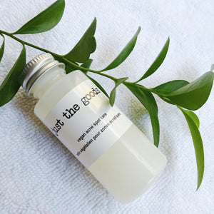 Just the Goods vegan acne spot care