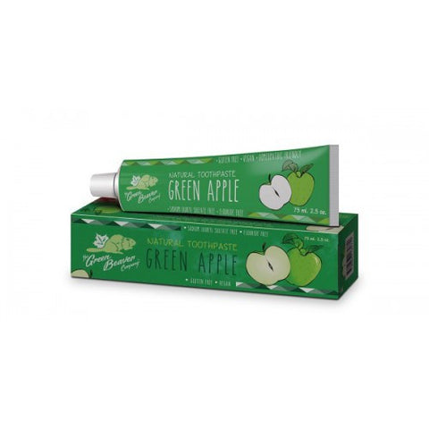 The Green Beaver Company Green Apple Toothpaste