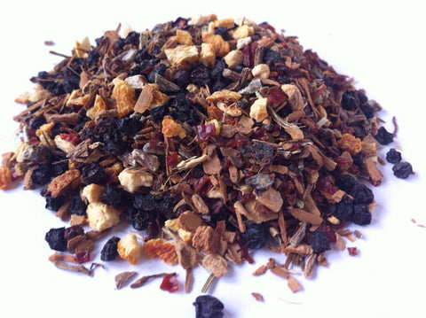 Urban Earth Teas blended organic herbal tea - Immunity - just the goods handmade vegan crueltyfree nontoxic skincare