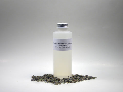 vegan lavender floral water - just the goods handmade vegan crueltyfree nontoxic skincare