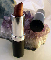 vegan lipstick by The All Natural Face in magnificent mauve (shimmer)