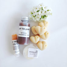 Load image into Gallery viewer, Just the Goods vegan mini spa kit