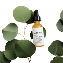 Load image into Gallery viewer, petal, leaf, root. by Just the Goods facial serum for normal/sensitive skin