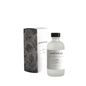 petal, leaf, root. by Just the Goods facial toner for normal/sensitive skin
