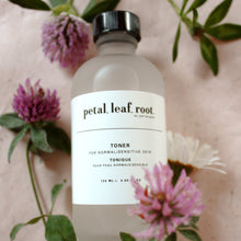 Load image into Gallery viewer, petal, leaf, root. by Just the Goods facial toner for normal/sensitive skin