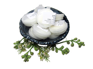 Just the Goods unscented nut-free vegan body butter - just the goods handmade vegan crueltyfree nontoxic skincare