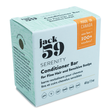 "Load image into Gallery viewer, Jack59 ""Serenity"" Conditioner Bar"