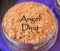 vegan bronzer by The All Natural Face in angel dust - just the goods handmade vegan crueltyfree nontoxic skincare