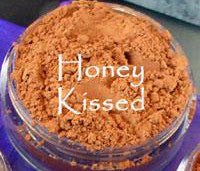 vegan bronzer by The All Natural Face in honey kissed - just the goods handmade vegan crueltyfree nontoxic skincare