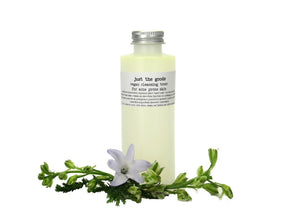Just the Goods vegan facial toner for acne prone skin - just the goods handmade vegan crueltyfree nontoxic skincare