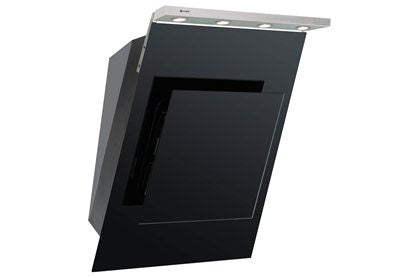 Caple Astro As611bk Wall Chimney Hood W 600mm Atappliances