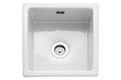 Caple Berkshire Ceramic Inset Or Undermounted Sink