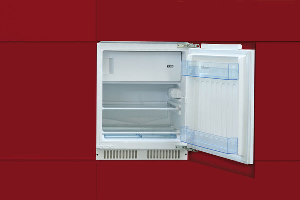Baumatic Br100 118 Litre Integrated Under Counter Fridge