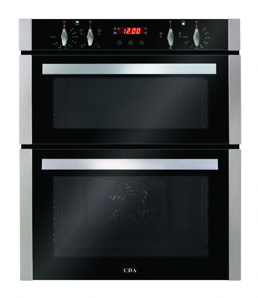 Cda Dc740ss Built Under Electric Double Oven