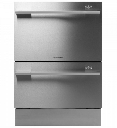 fisher and paykel twin drawer dishwasher manual