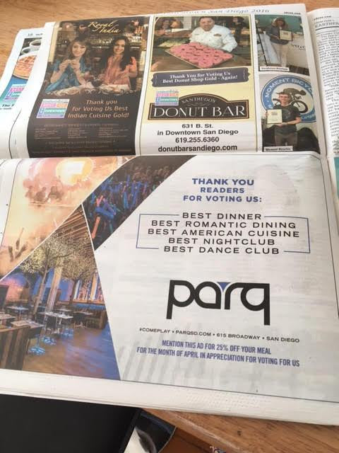 Parq – The Best of the Best n 2017