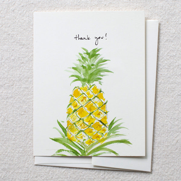Pineapple, Thank You
