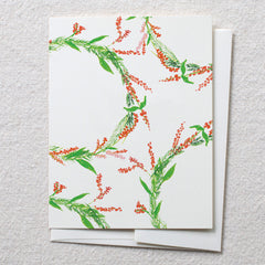 Winterberry Wreath Pattern