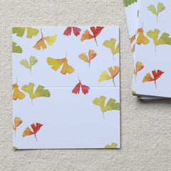 Ginkgo Place Cards, set of 24