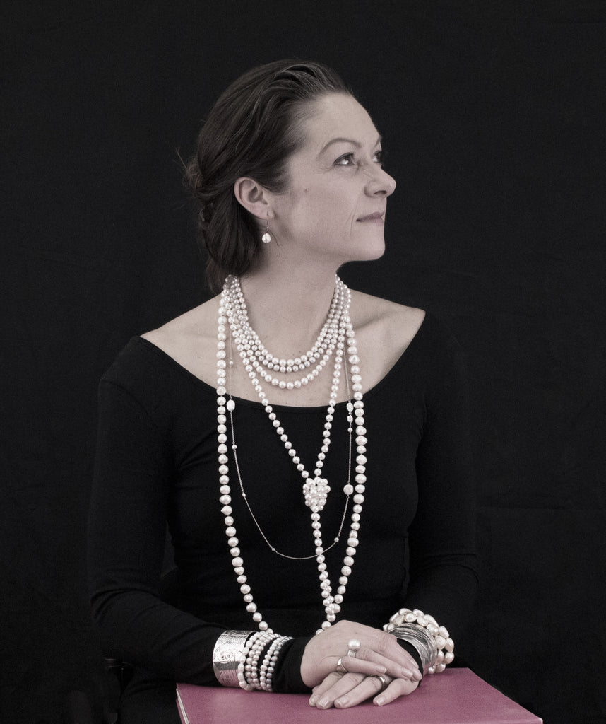 It's Time to Wear Your Pearls
