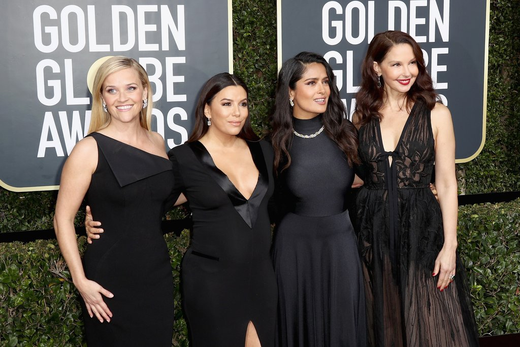 4 Empowering Moments of the 2018 Golden Globes