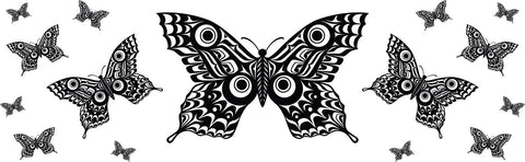 Chloe Angus Design Butterfly Spirit Wrap